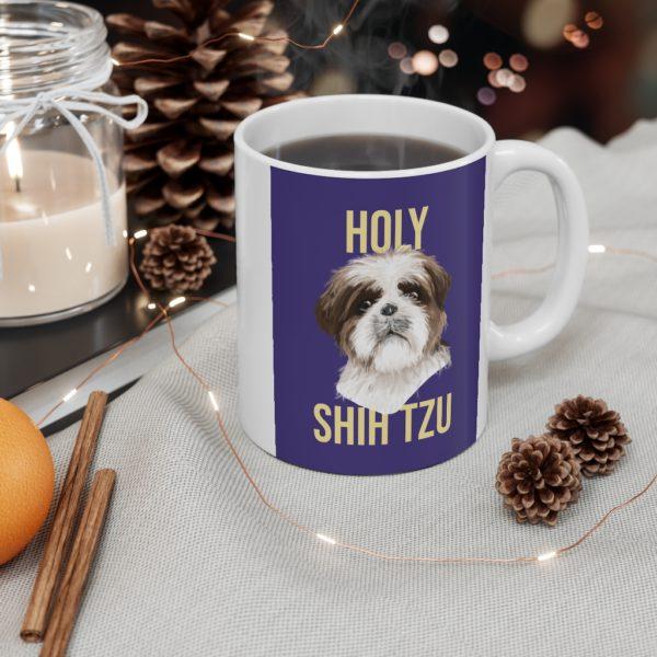 Holy Shih Tzu belobiz