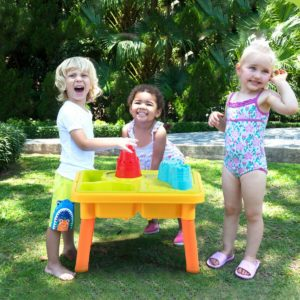 2 in 1 Sand and Water Table