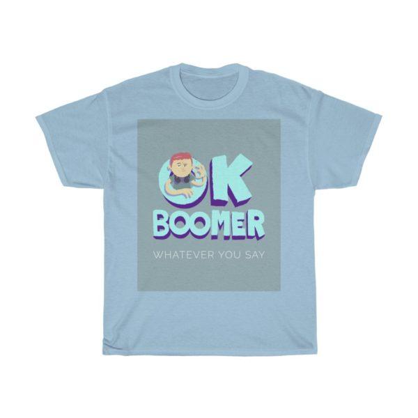 Boomer Heavy Cotton Tee