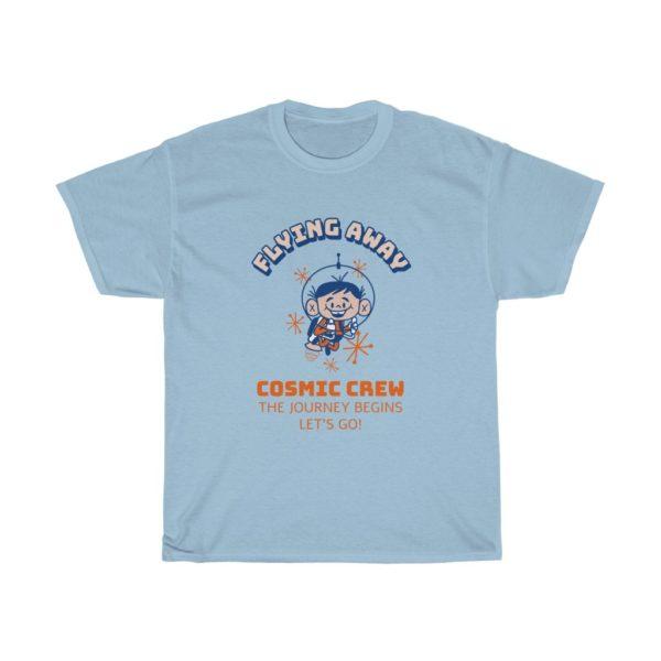 Cosmic Crew Cotton Tee