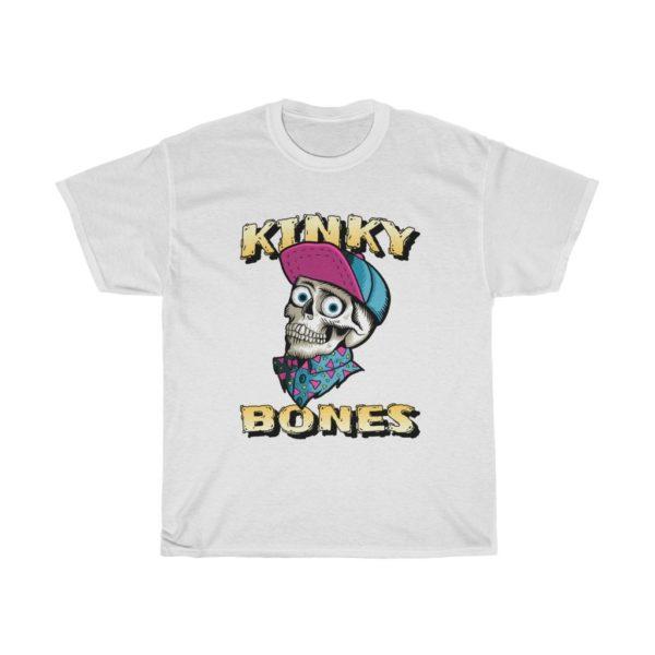 Kinky Bones Heavy Cotton Tee