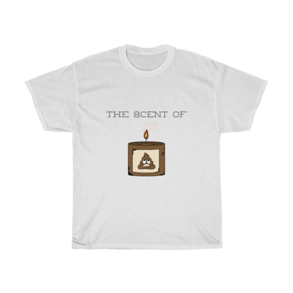 The Scent Of... Heavy Cotton Tee