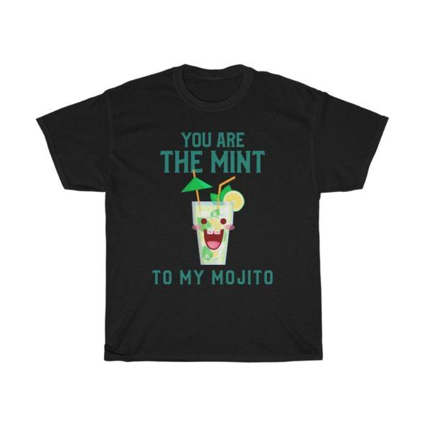 The Mint Heavy Cotton Tee