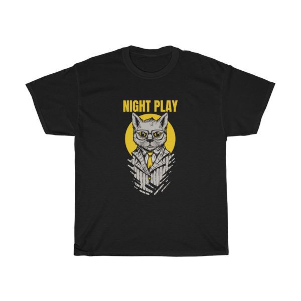 Night Play Heavy Cotton Tee