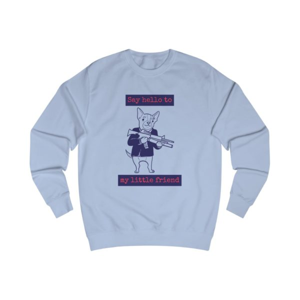 Say Hello Sweatshirt