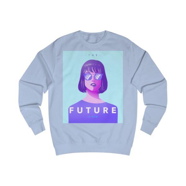 Future Is Now Sweatshirt