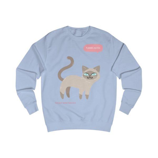 Purrrincese Sweatshirt