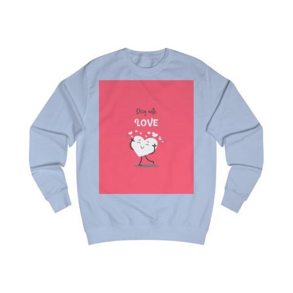 Dizzy With Love Sweatshirt