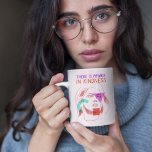 Kindness 11oz White Mug