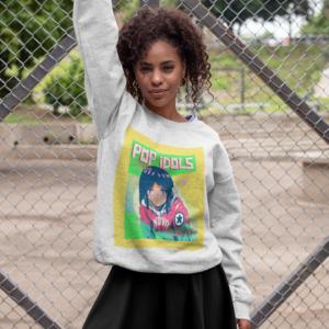 Pop Idols Sweatshirt