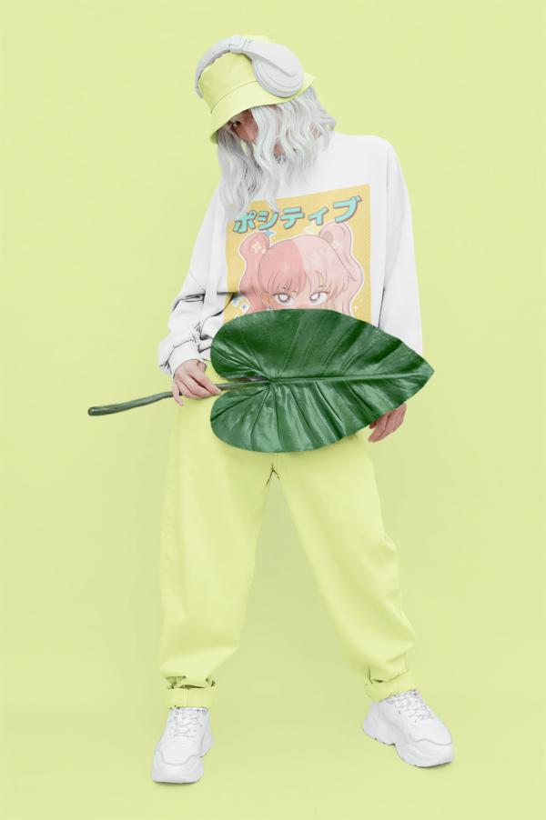 Japan Anime Sweatshirt
