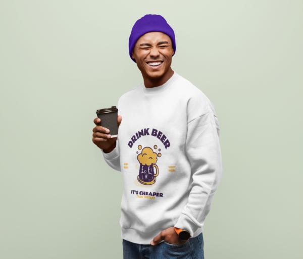 Drink Beer Sweatshirt