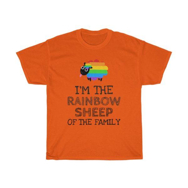 Rainbow Sheep Heavy Cotton Tee