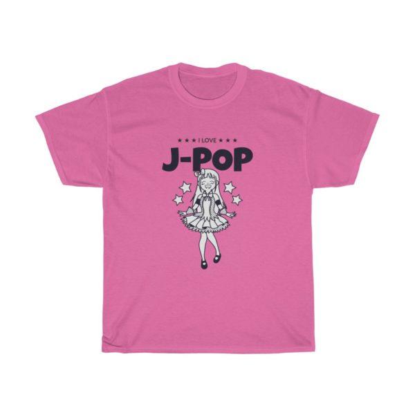 J-Pop Heavy Cotton Tee
