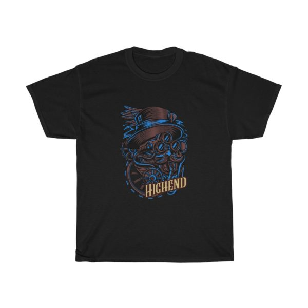 High End Heavy Cotton Tee