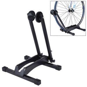 "Bicycle Stand Storage Rack Floor Parking Adjustable Holder 16-29"""
